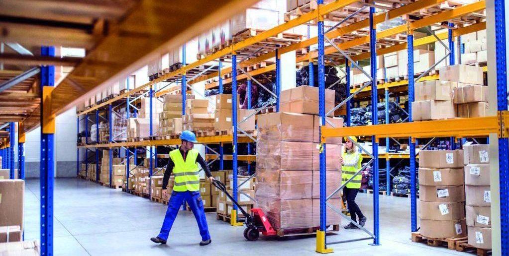 logistica e magazzino