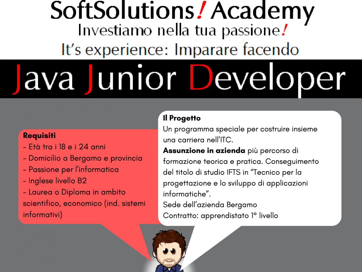 Soft Solutions! Academy